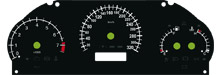 Plasmatachoscheibe Aston Marton Vanquish-S