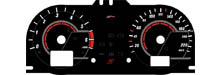 Tachoscheibe Fiesta MK6
