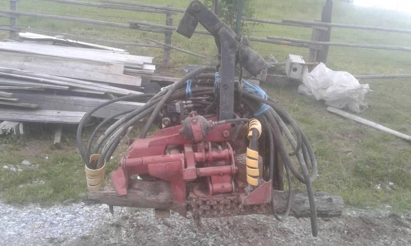 Forstmaschinen-Zubehör: Harvesterkopf Farmi KH 35 gebraucht kaufen - Landwirt.com