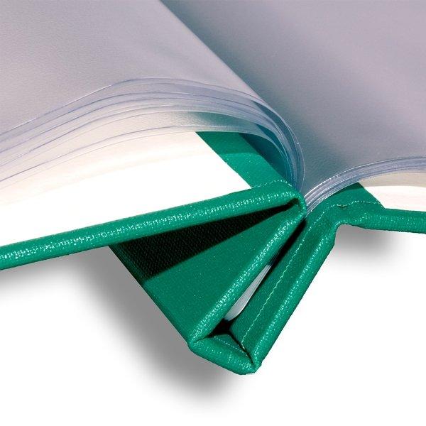 UrkundenMappe mit Buchschrauben