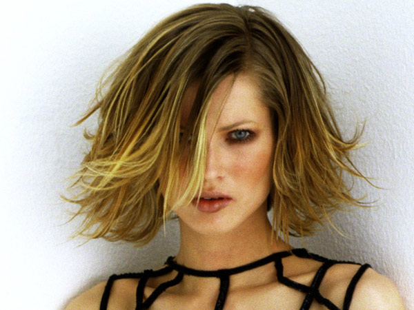 Trend Frisuren 2012 Der Sun Kissed Look 1