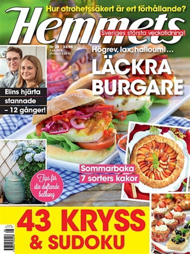 Prenumerera på Hemmets Veckotidning Image