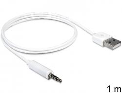 Delock Produkte 83351 Delock Kabel USB-A Stecker > Klinke