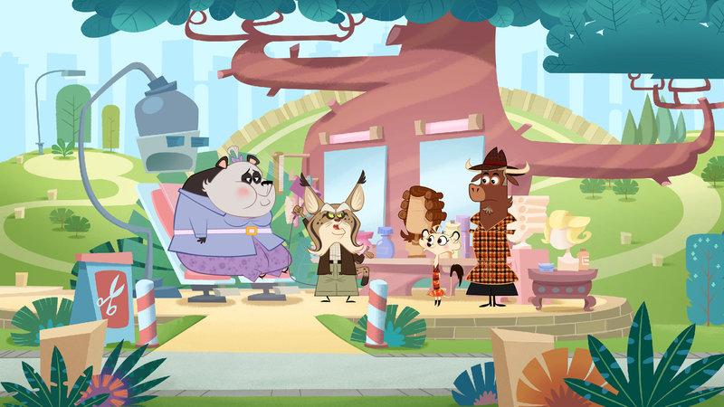 Sherlock Yack  Der Zoodetektiv Bilder Seite 2  TV
