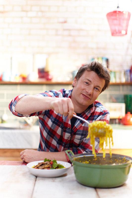 Jamie Oliver 15 Minuten Kueche Minestrone | Jamies 15 ...