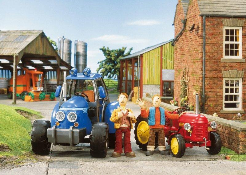 Kleiner Roter Traktor Bilder - TV Wunschliste