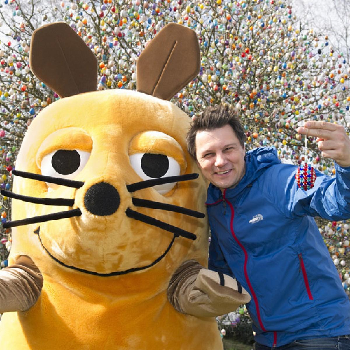"""""""Sendung mit der Maus"""" feiert gleichzeitig Ostern und 2000"""