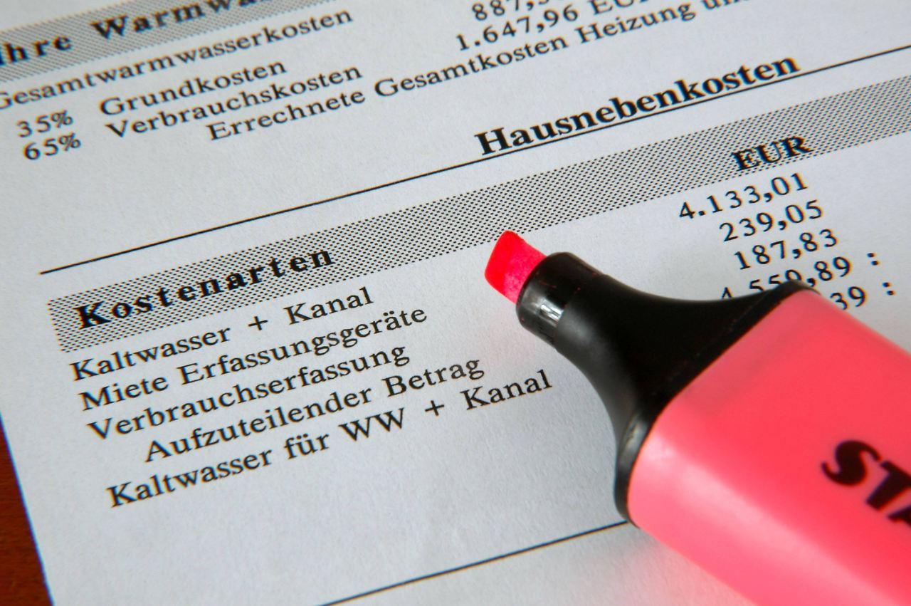 Wichtig Für Mieter: Mit Betriebskosten Steuern Sparen - N-Tv.De