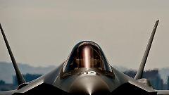 F-35A Lightning II: Neue Flieger braucht die US Air Force.
