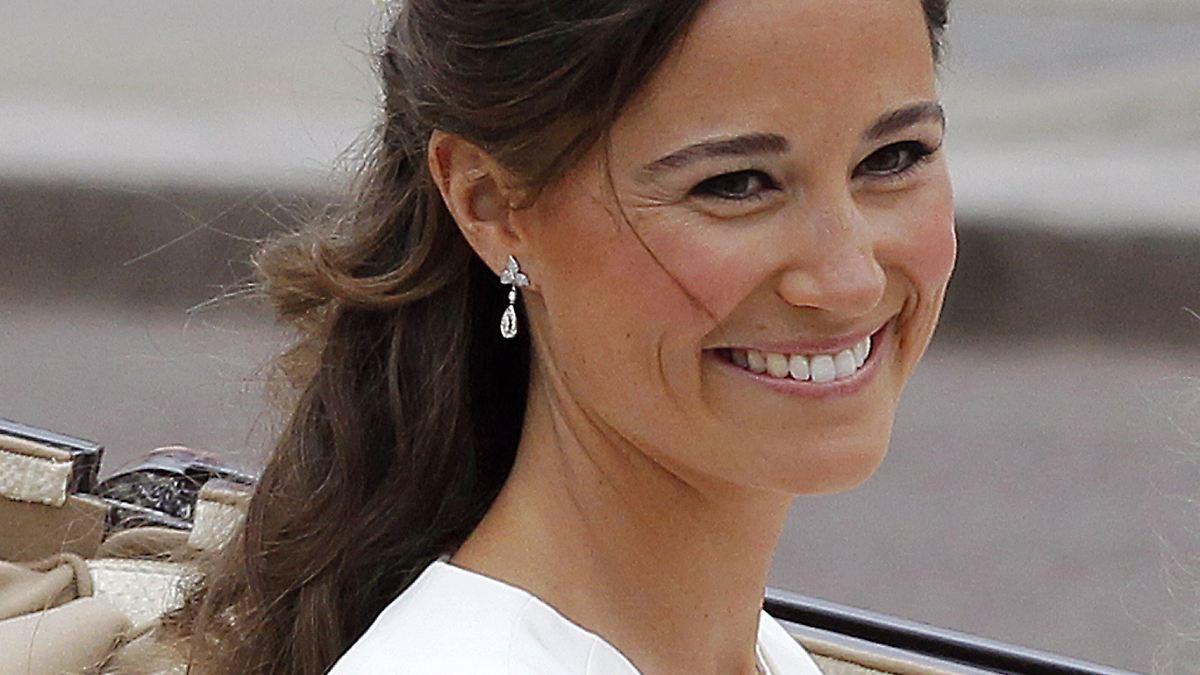 Eine Hochzeit ohne Kate Pippa Middleton besttigt ihre Verlobung  ntvde