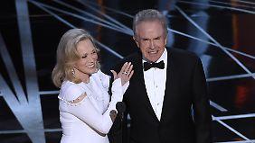 Riesenpanne bei den Oscars: Laudatoren verkünden falschen Gewinner