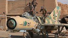 Wusste Moskau von Assads Sarin?: USA deuten russische Mittäterschaft an
