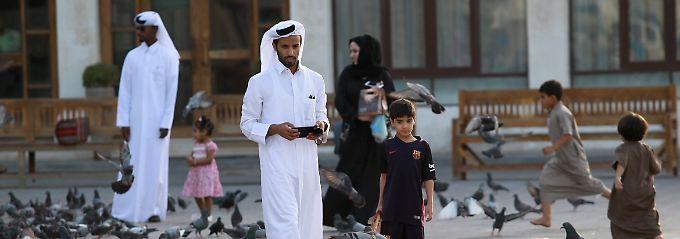 Geld, Gas und Kühe im Überfluss: Katar hält jeder Blockade stand