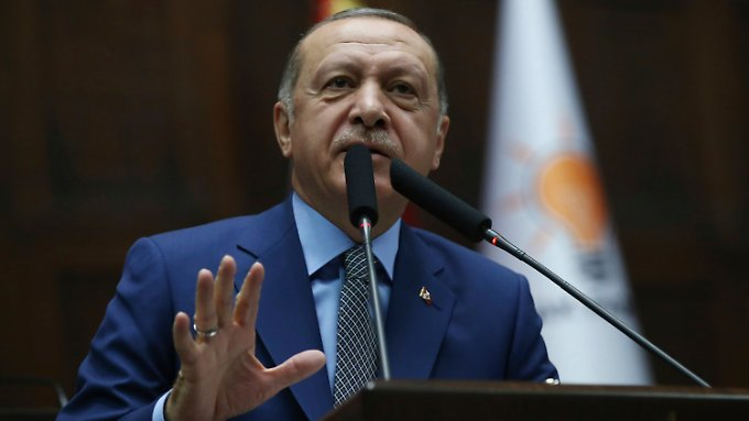 Believes that the order for Khashoggi's death came from the top: Recep Tayyip Erdogan