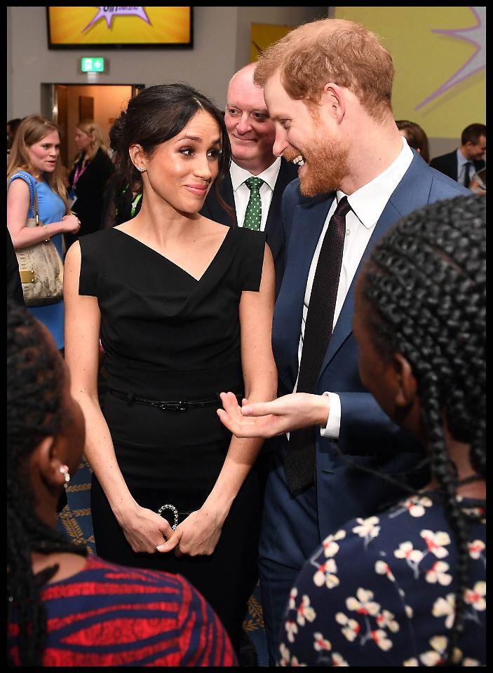 Prinz Edward rotiert im Grab Was Harrys Hochzeit ber die Briten verrt  ntvde