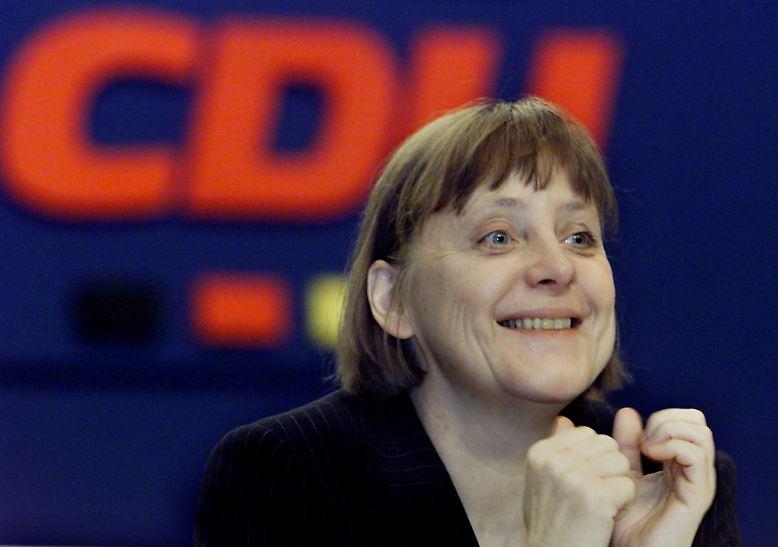 Angela Merkel Chronik Der Veränderung N Tv De