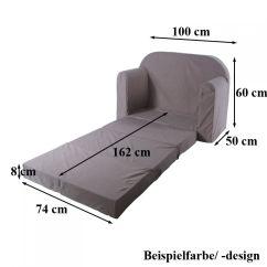 100 Cm Wide Sofa Bed Linen Fabric Sectional 100x172cm Children 39s Folding Mattress Guest