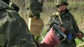 Keine Entspannung in Ost-Ukraine: USA entsenden 600 Soldaten nach Osteuropa