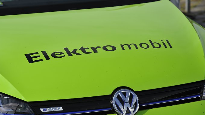 In the future, Volkswagen, like the entire sector, will rely mainly on the electric units.