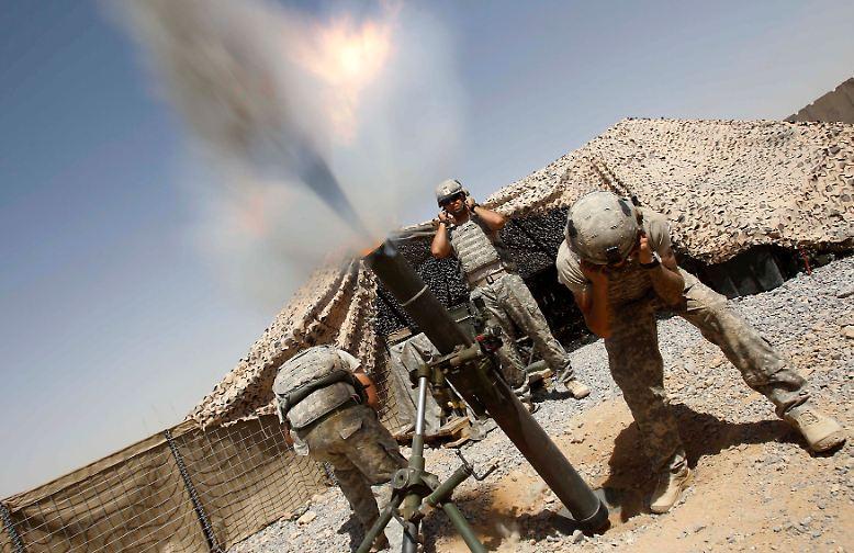 Die Welt ist ein gewalttätiger Ort: Wo nicht gekämpft wird, trainieren Soldaten für den Fall der Fälle.