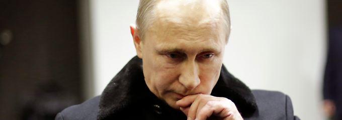 """Der Westen sieht in Russlands Präsident Putin den Aggressor. Gabriele Krone-Schmalz sagt: """"Man sollte nicht holzschnittartig Gut und Böse aufteilen."""""""