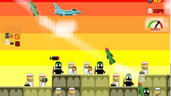 """""""Bomb Gaza"""" ist zu Recht aus dem Play Store geflogen."""