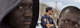 Etliche Flüchtlinge darben in den Auffanglagern an Europas Außengrenzen.