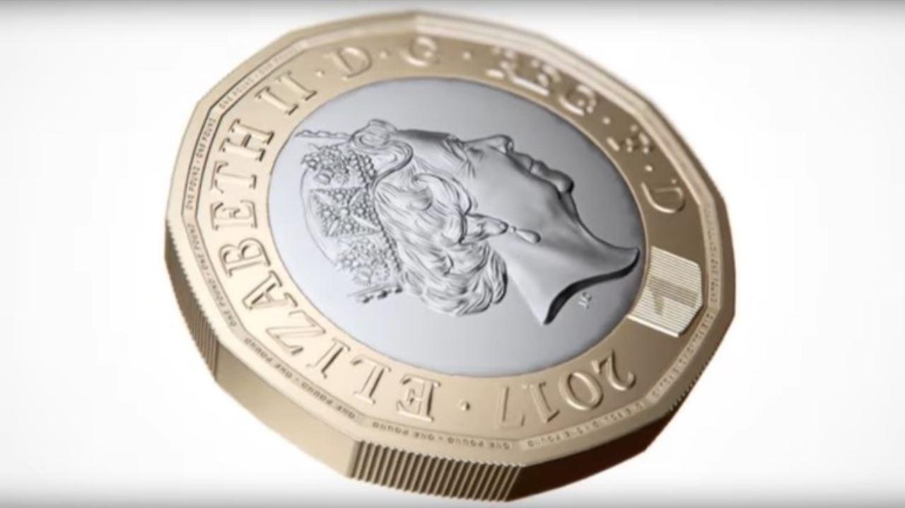 Neues Design Fr Das Pfund Briten Geld Bekommt Im Mrz