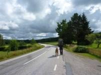 Und nun noch 20 km zurück zum Auto...