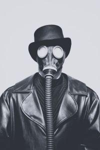 Mr. G. Mask