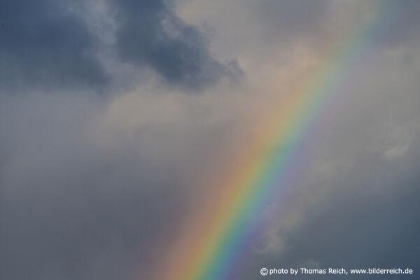 Foto Regenbogen am Himmel Thomas Reich bilderreich