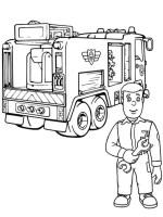 33 Ausmalbilder Feuerwehrmann Sam Hubschrauber   Besten ...