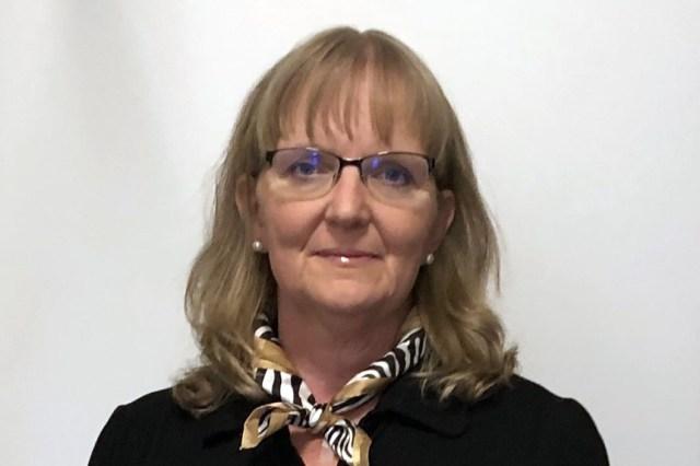 Maria Lindkvist, administrativ chef på omsorgsförvaltningen i Sandvikens kommun.