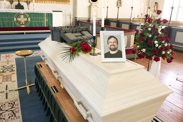 Saknaden efter Michael