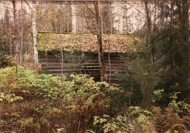Johanna Syréns bilder av förfallna byggnader framstår nästan som ruiner från en annan civilisation.