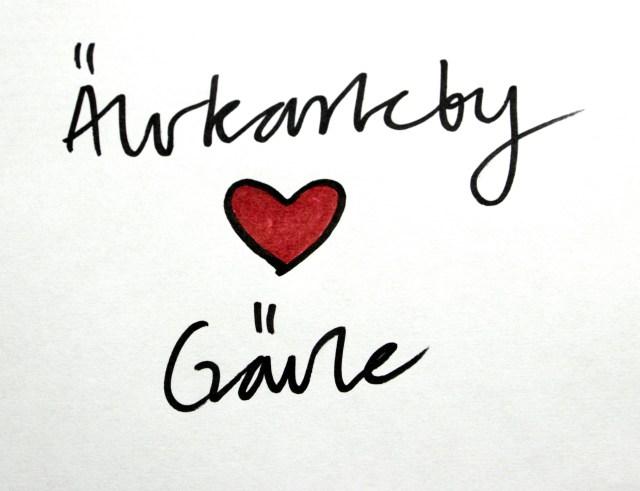 Älvkarleby hjärta Gävle = sant. Åtminstone enligt partiet Kommunens Väl som vill utreda en sammanslagning mellan kommunerna.
