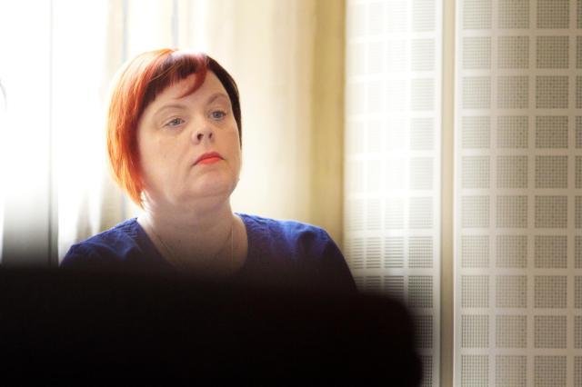 Tina Mansson Söderlund är vaccinsamordnare och biträdande hälso- och sjukvårdsdirektör i Region Gävleborg.