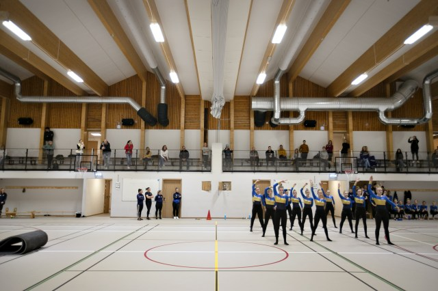 November. Det var tänkt att föreningen skulle ha en lokal tävling mot Gävles lag men en ledare konstaterades ha corona så även den tävlingen ställdes in.