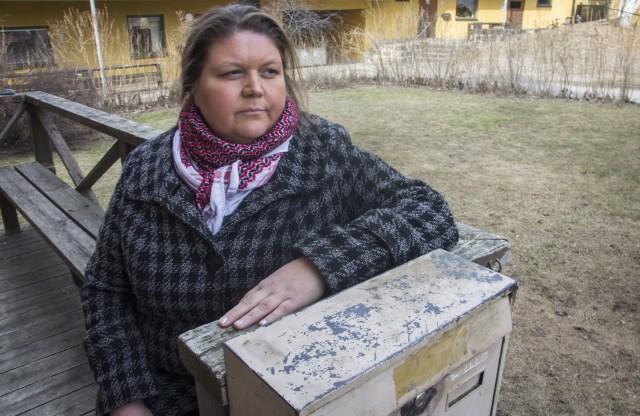 Karin Nilsson, antologiförfattare från Sandviken.