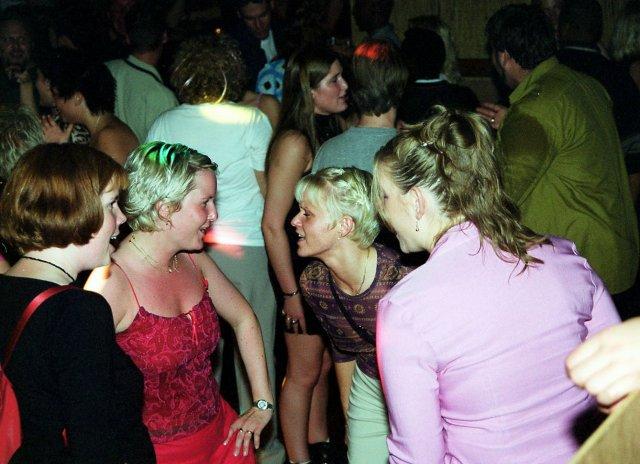 23 juli 2000: CH Sommardisco :