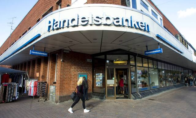 Peter Brodin har tidigare bland annat varit kontorschef på Handelsbanken i Söderhamn.