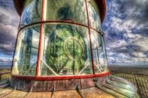 Lighthouse Fresnel lense