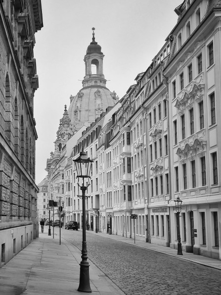 """Dresden """"Frauenkirche"""""""