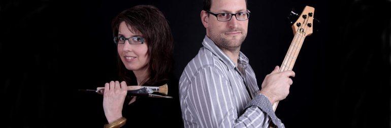Frauke und Andreas Sechser