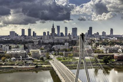 Warschau ist die pulsierende Metropole des Landes. © marchello74 - Fotolia.com