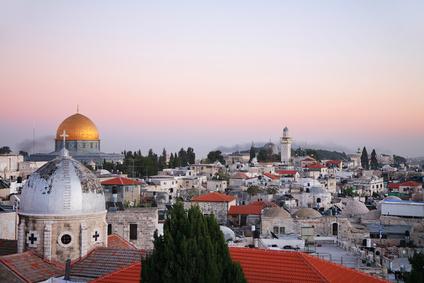 Das heutige Israel als Wiege der großen Weltreligionen. © vesta48 - Fotolia.com