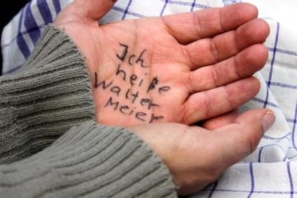 Demenz ist mehr als Vergesslichkeit. © Osterland - Fotolia.com