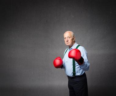 Kampfsport im Alter