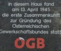 ÖGB-Gründung