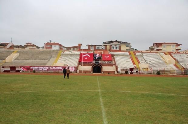 Edebali Stadı proje yapım ihalesine çıkıyor